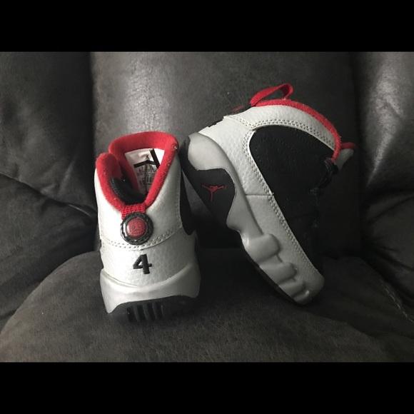 6129c5c252f Jordan Shoes | Air 9 Retro Johnny Kilroy Kids Size 6c | Poshmark